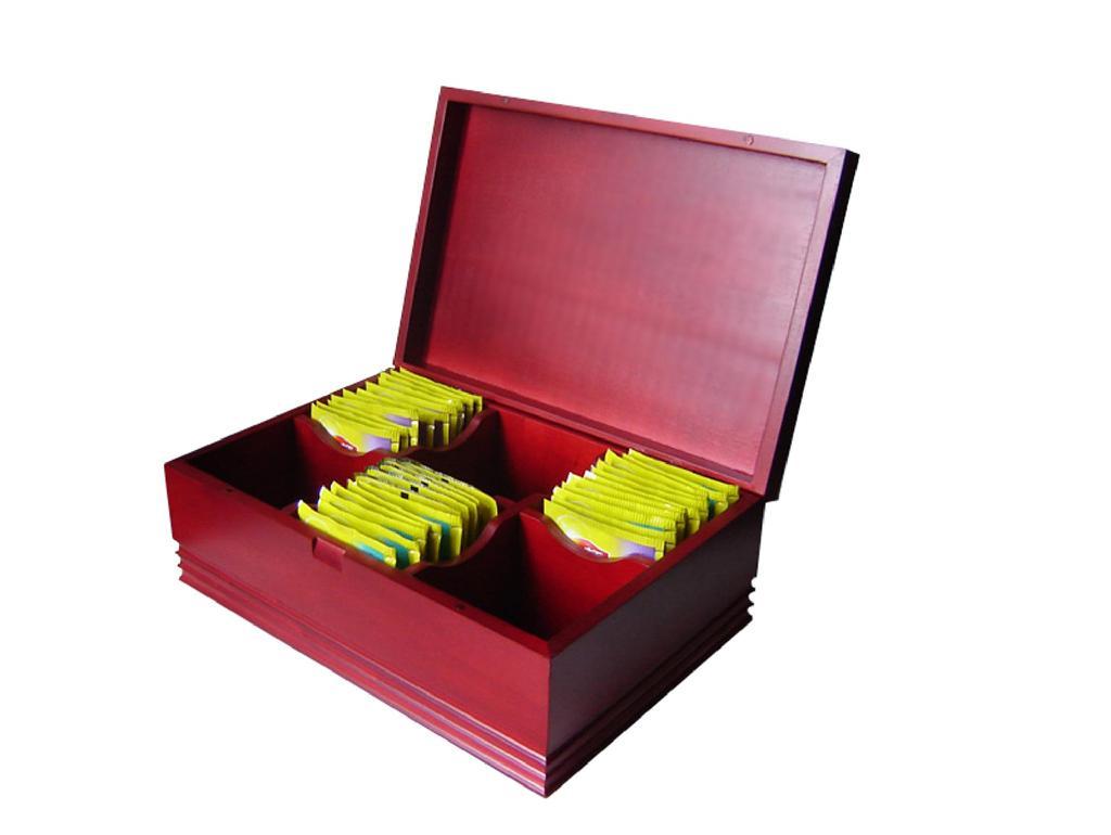 Hot Sale Wooden Tea Box  Wood Chest 1