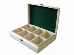 Silk Smoothy Solid Wooden Chocolate Packaging Box