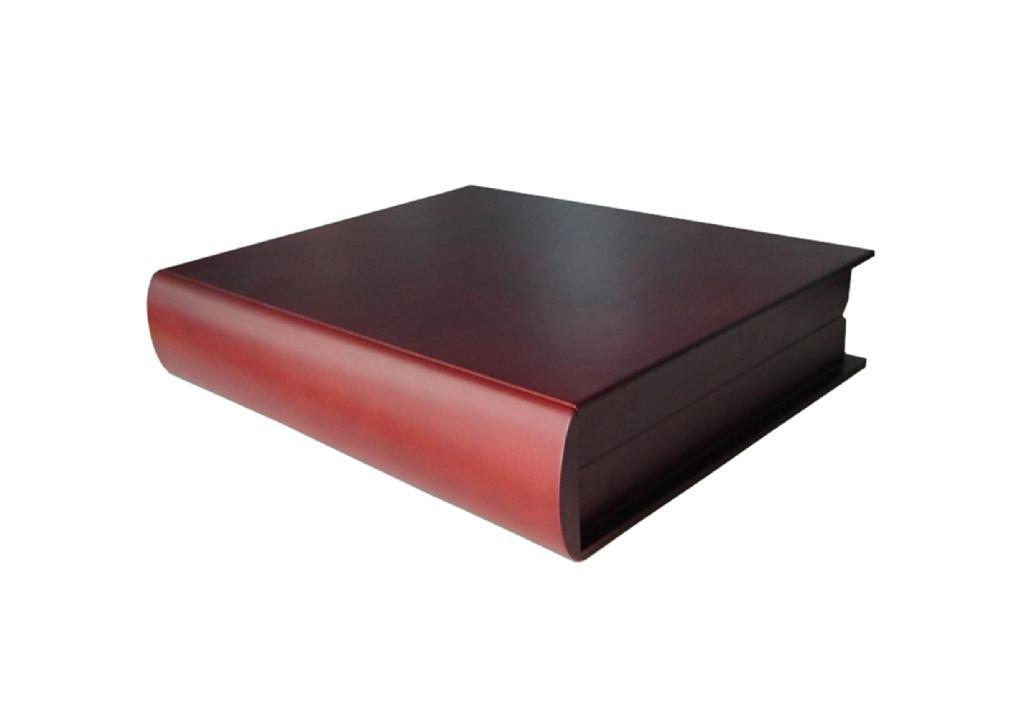 Wooden Book Box 1