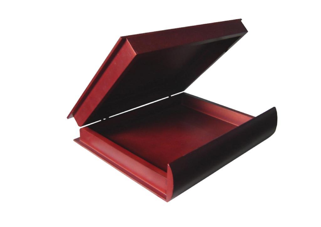 Wooden Book Box 2