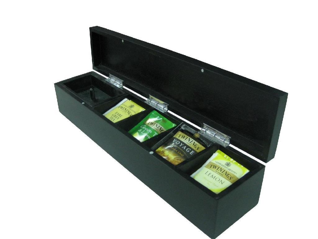 High-grade Chest Wooden Tea Box  1