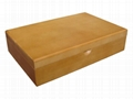 Beautifully Crafted Solid Wooden Tea Box 3