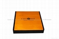 High Quality Customized Chocolate Wooden Boxes