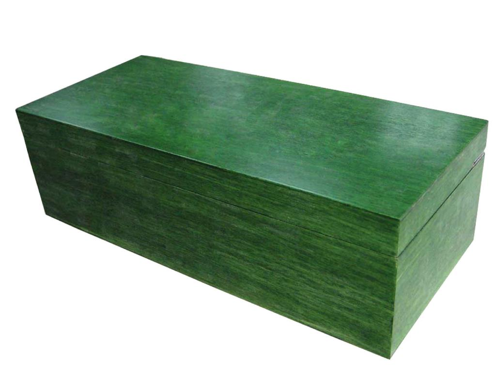 High Quality Wooden Tea Chest Compartment Tea Wood Box 3