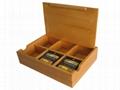 Customized Tea Wooden Chest