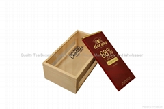 Wooden Chocolate Boxes