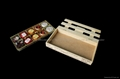 Wooden Chocolate Gift Promotion Boxes