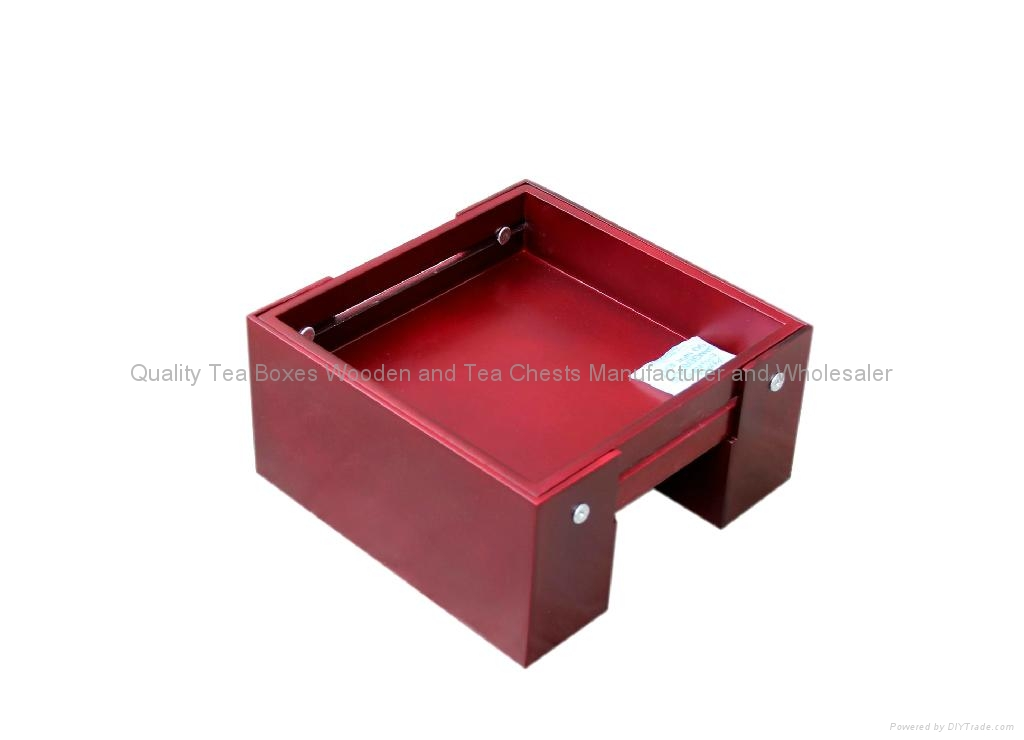 Chocolate Wooden Boxes 1