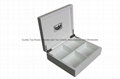 Glossy Painted Tea Gift Wooden Packaging Box 2