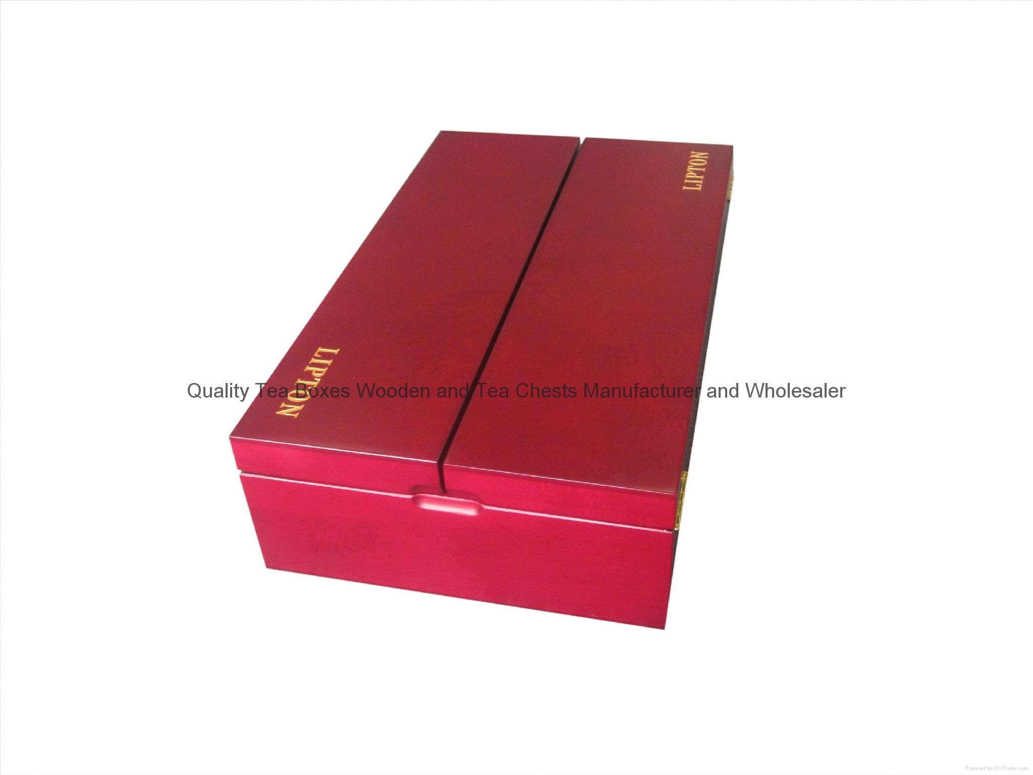 Luxuary New Design Wooden Tea Chest Box 1