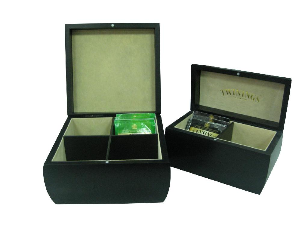 High Quality Wooden Tea Box 3