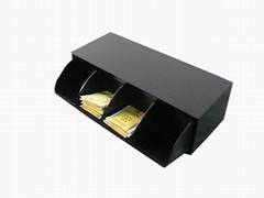 Solid Wooden Tea Compartment Box Manufacturer and Wholesaler