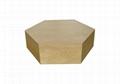 Hexagon Wood Box 2