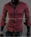 OEM high-quality brand men's shirt