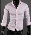 OEM men's Slim  business shirt 2