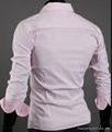 OEM men's Slim  business shirt 3