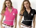 OEM女人时尚品牌polo衫 2