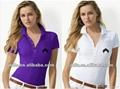 OEM女人时尚品牌polo衫 3