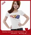 OEM 定制3D 印刷T恤 3