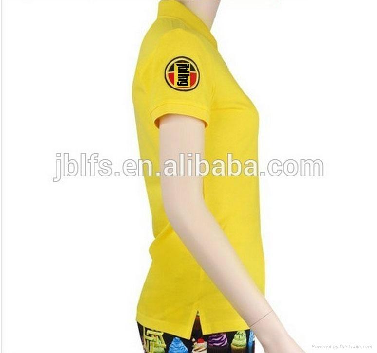 OEM女人的品牌polo衫 5