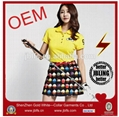 OEM女人的品牌polo衫 1