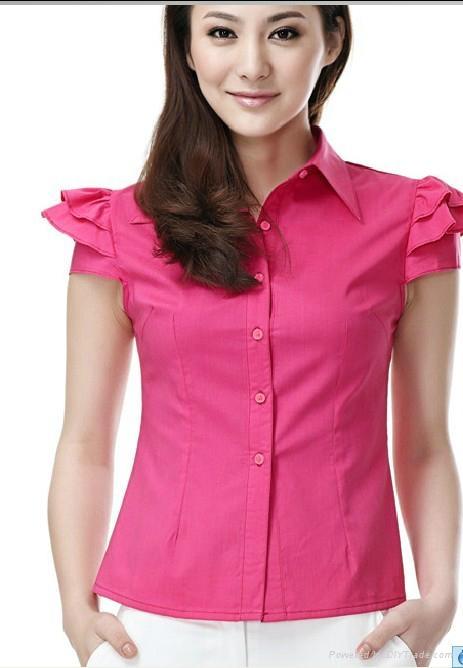 Women's  business shirt 2