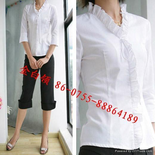 Women's  business shirt 3