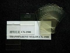 Transparent Nylon6 resin
