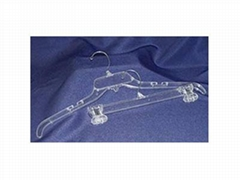 衣架用透明塑料