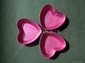特色心形塑料盒 2