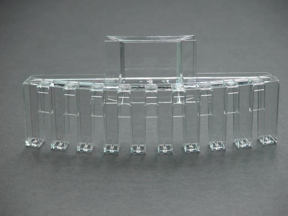 ACRYLUX®高洁净高透明聚苯乙烯树脂 1