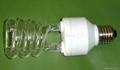 Spiral ultraviolet lamps (ozone)