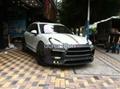 2011/12/13 Porsche Cayenne 958 to Lumma