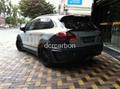 2011/12/13 Porsche Cayenne 958 to Lumma style frp bodykits carbon fiber hood 2