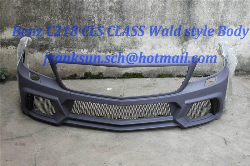 Wald style bodykits for Mercedes Benz CLS CLASS C218 CLS300 AREODYANMIC BODYKIT  1