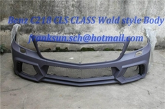 Wald style bodykits for Mercedes Benz CLS CLASS C218 CLS300 AREODYANMIC BODYKIT