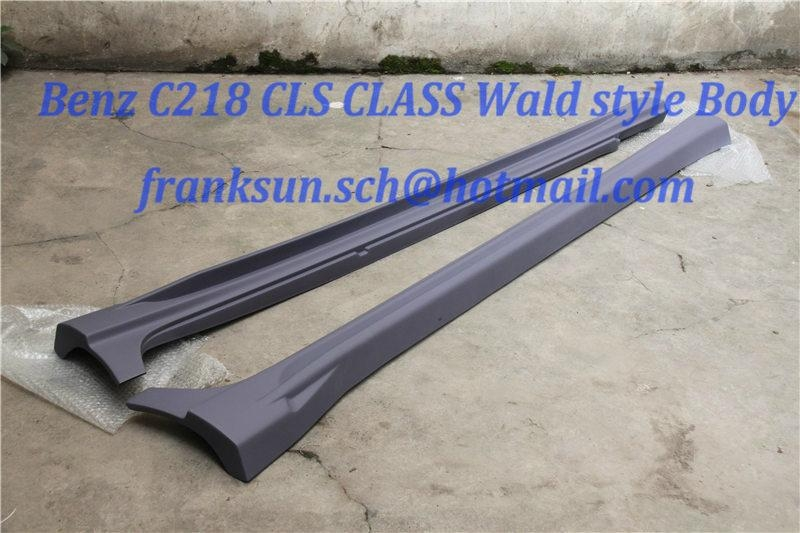 Wald style bodykits for Mercedes Benz CLS CLASS C218 CLS300 AREODYANMIC BODYKIT  4