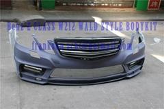 FRP BODYKIT FOR Mercedes Benz E CLASS W212 Wald style bodykit