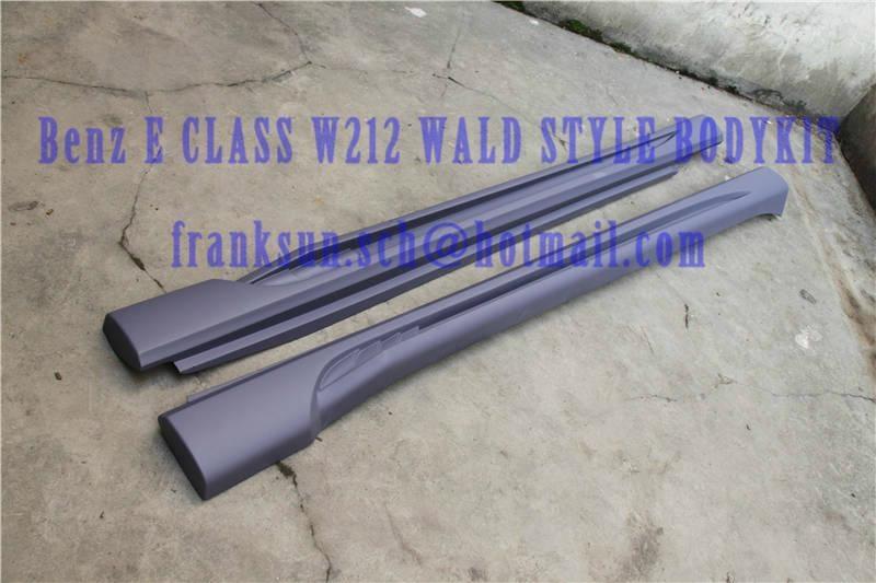 FRP BODYKIT FOR Mercedes Benz E CLASS W212 Wald style bodykit 4