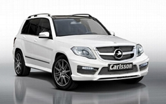 Mercedes Benz GLK CLASS CARLSSON STYLE BODYKIT INCLUDE FRONT BUMPER + REAR BMPER