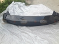 Mugen style carbon fiber rear spoiler