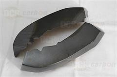 carbon fibre front splitter for BMW 1 SERIES F20