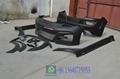 09 ` porsche panamera wald design fiber glass bodykit  2