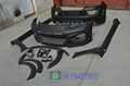 09 ` porsche panamera wald design fiber glass bodykit  3