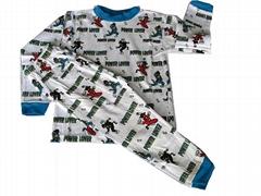 children's pajama set / underwear thermal set