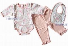 baby's 3 pcs set