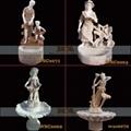 大理石雕刻-宏偉噴泉