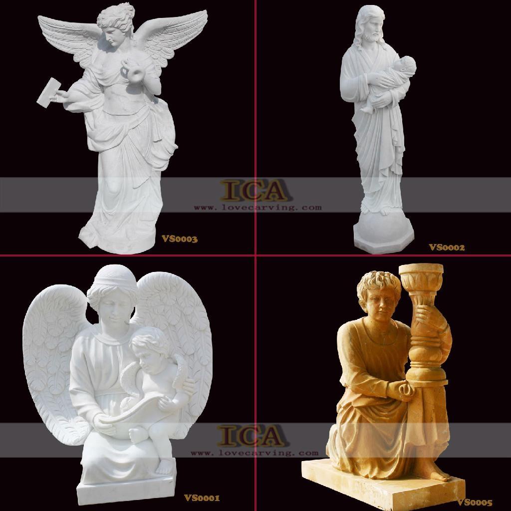 大理石雕刻-墓地系列 1