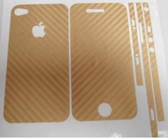 苹果手机碳纤维皮贴