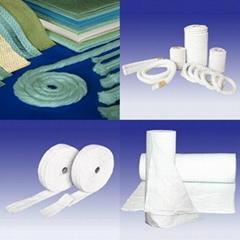 硅酸鋁纖維布